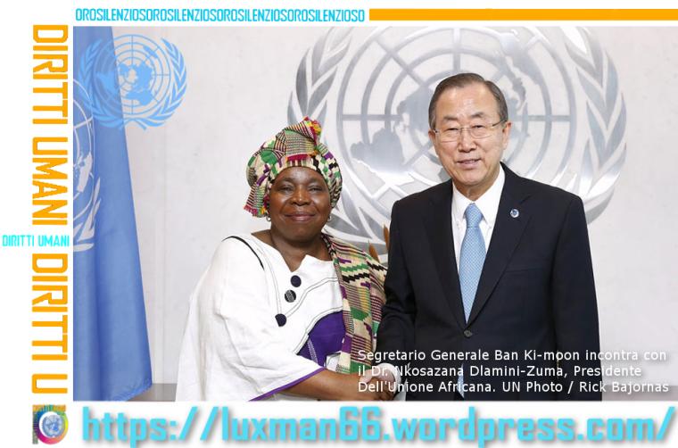 Ban Ki-moon UN rielezioni Comore