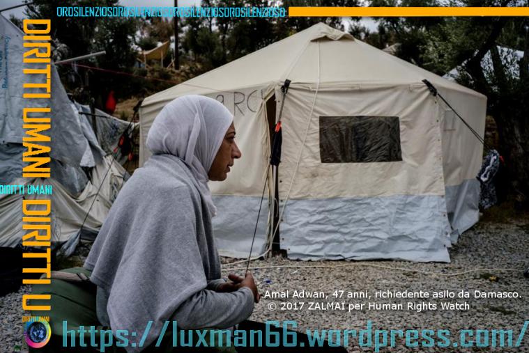 Grecia rifugiati-